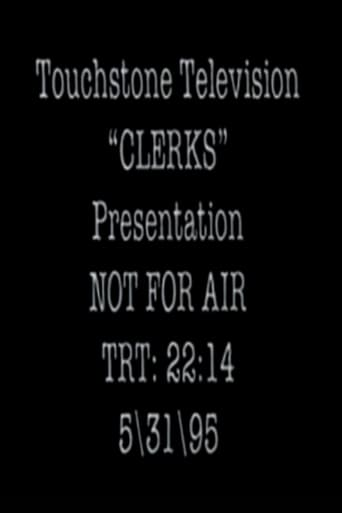 Poster of Clerks: The Sitcom [Pilot]