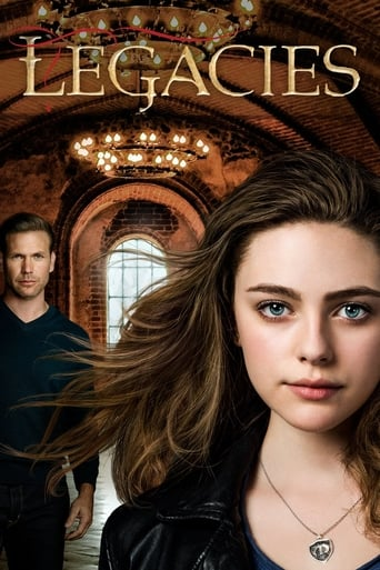 The Legacies (2018) movie poster image