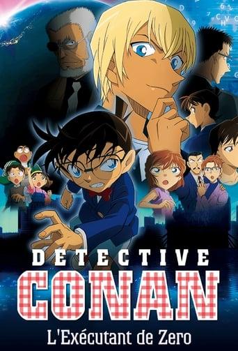 Détective Conan - L'Exécutant de Zéro