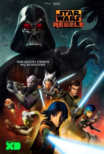Poster of Star Wars Rebels: The Siege of Lothal