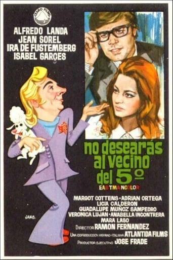Poster of No desearás al vecino del quinto