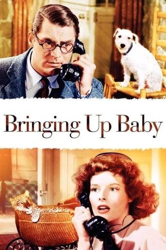 Bringing Up Baby Poster
