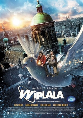 Poster of The Amazing Wiplala