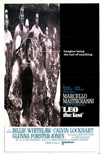 Poster of Leo the Last