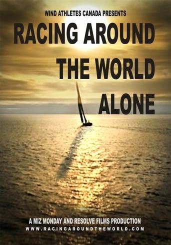 Racing Around the World Alone Movie Poster