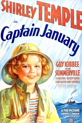 Poster of Captain January