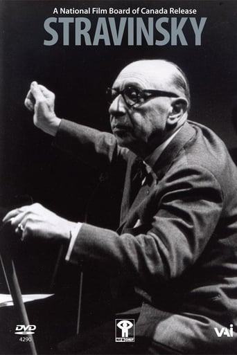 Poster of Stravinsky