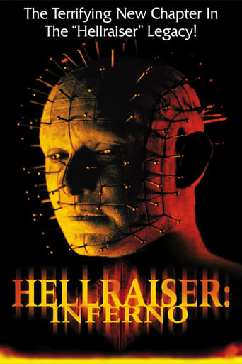 Poster of Hellraiser: Inferno