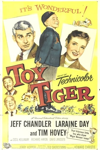 Poster of Toy Tiger