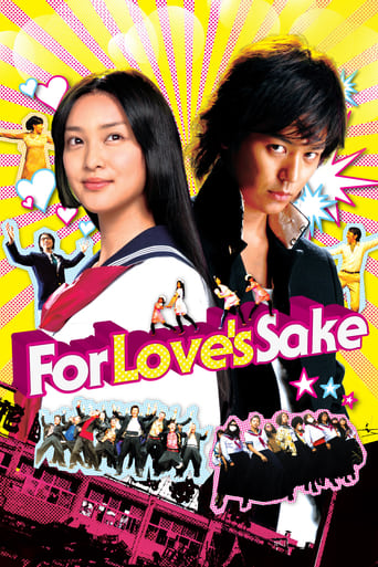 Poster of For Love's Sake