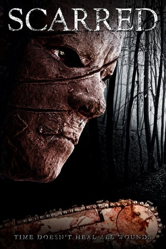 Poster of Scarred