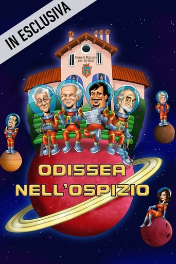 Poster of Odissea nell'ospizio