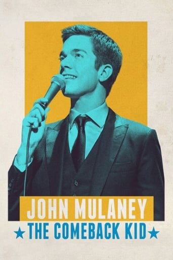 Poster of John Mulaney: The Comeback Kid