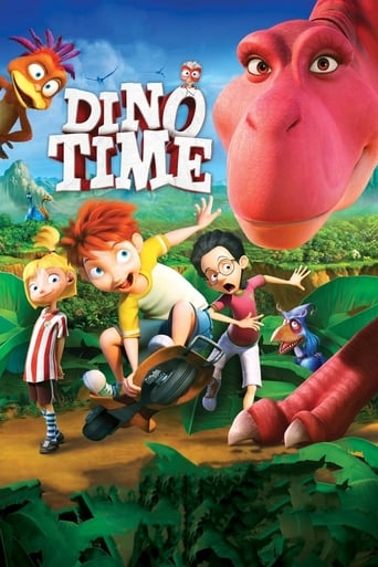 Dino Time (2012) - poster