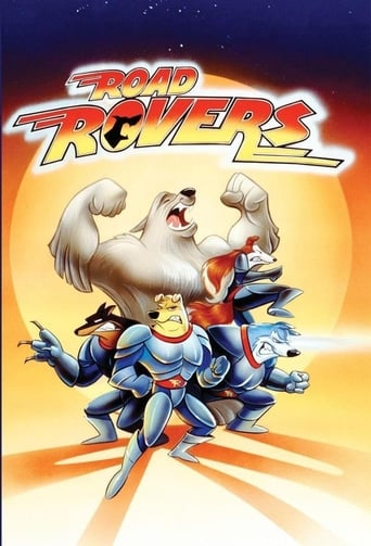 Poster of Road Rovers