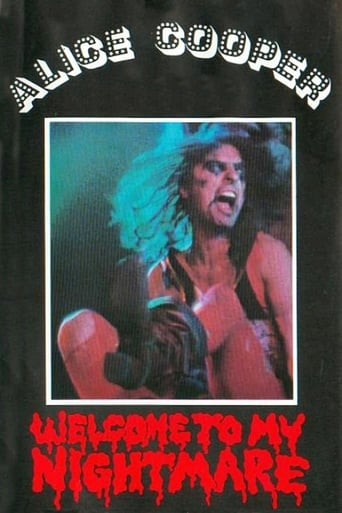 ArrayAlice Cooper: Welcome to my Nightmare