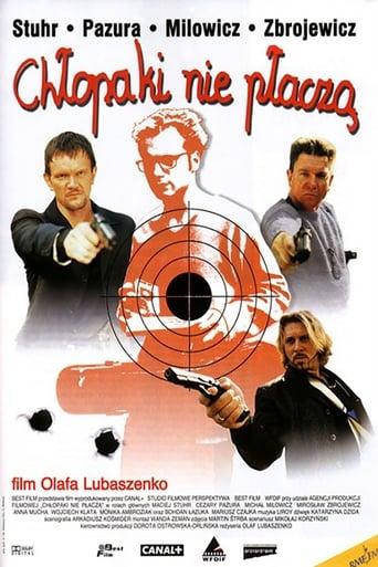 Poster of Chlopaki nie placza