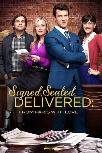 Poster of Signed, Sealed, Delivered: From Paris with Love