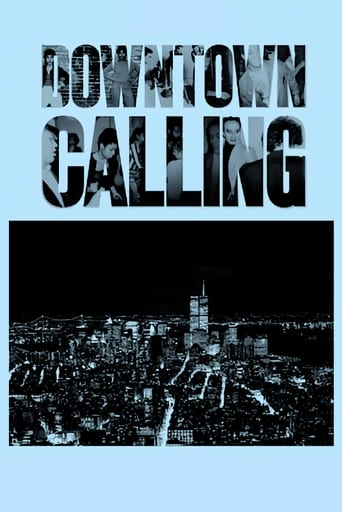 Poster of Downtown Calling