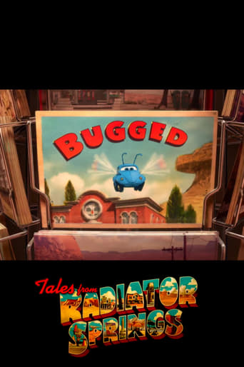 Poster of Cars Toons: Tales from Radiator Springs - Bugged