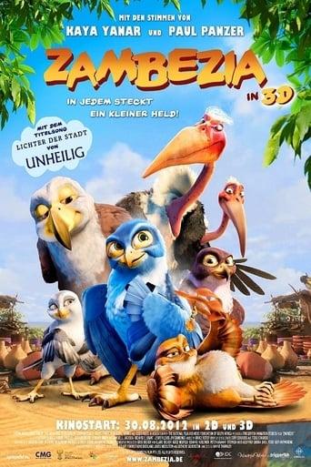Zambezia - In jedem steckt ein kleiner Held! - Komödie / 2012 / ab 0 Jahre