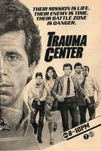 Poster of Trauma Center