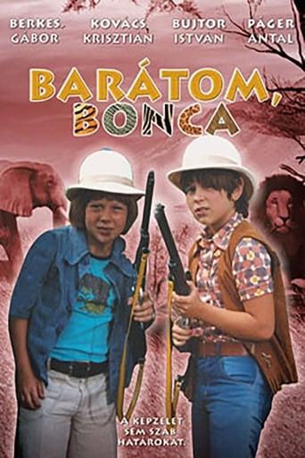 Poster of Barátom Bonca