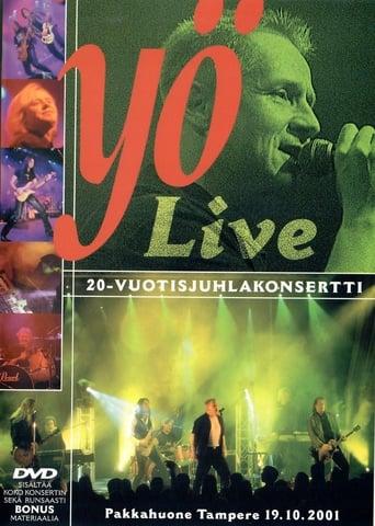 Yö Live – 20-vuotisjuhlakonsertti