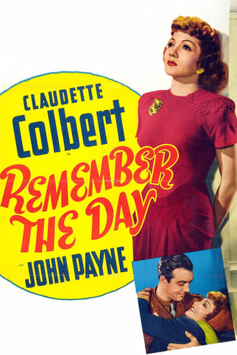 Watch Remember the Day Full Movie Online Putlockers