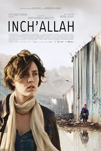 Poster of Inch'Allah
