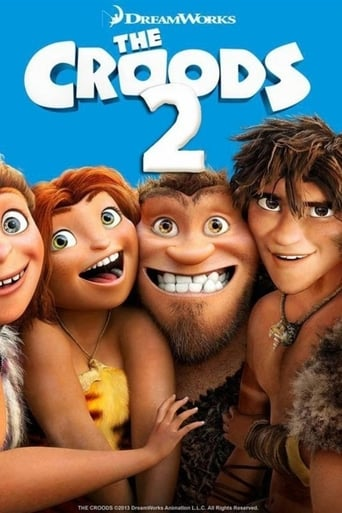 Poster of The Croods 2