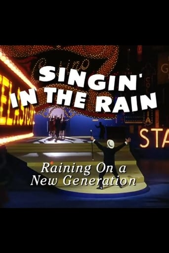 Poster of Singin' in the Rain: Raining on a New Generation