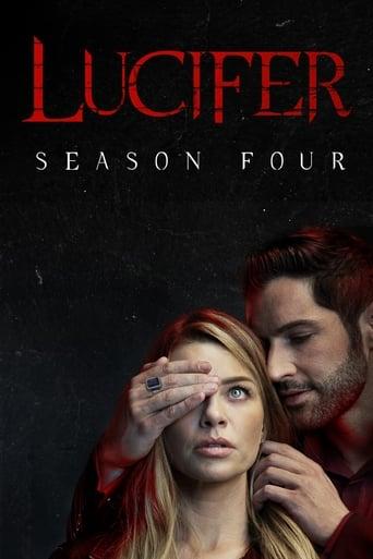 Lúcifer 4ª Temporada - Poster