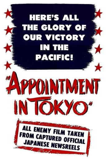 Poster of Appointment in Tokyo