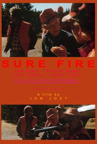 Watch Sure Fire 1990 full online free