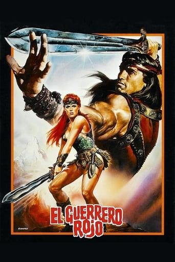 Poster of El guerrero rojo