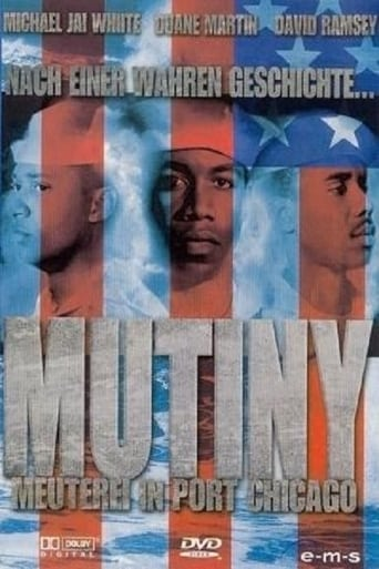 Poster of Mutiny