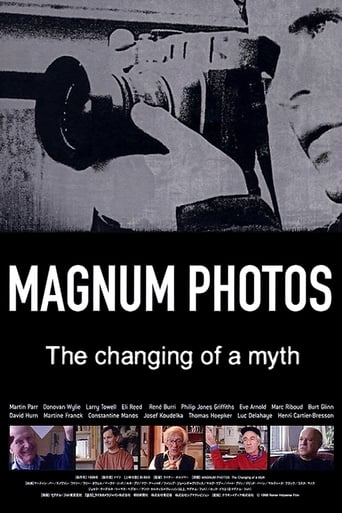 Magnum Photos: The Changing of a Myth