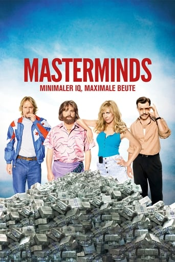 Masterminds - Action / 2017 / ab 12 Jahre