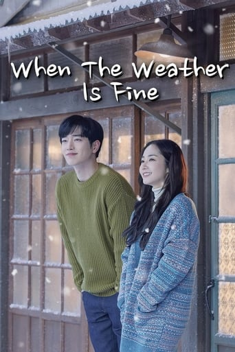 Poster of When the Weather is Fine