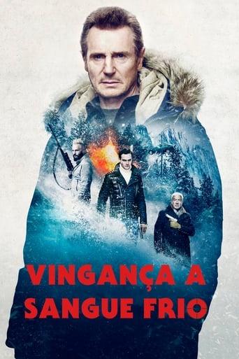 Vingança a Sangue-Frio - Poster