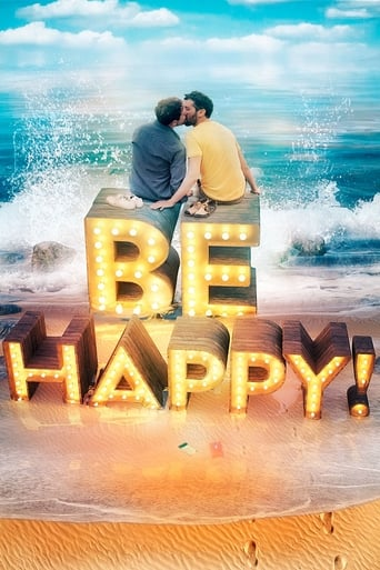 Be Happy! (the musical) - Poster