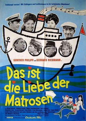 Poster of Das ist die Liebe der Matrosen