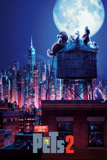 Watch The Secret Life of Pets 2 Online Free in HD
