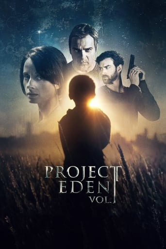 Project Eden: Vol. I - Poster