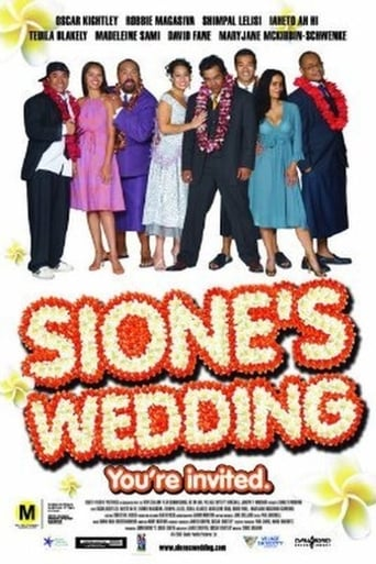 Poster of Sione's Wedding