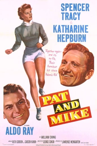 Poster of Pat and Mike