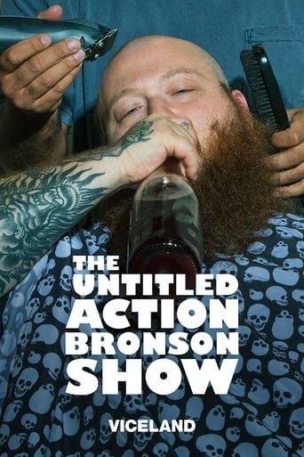 Poster of The Untitled Action Bronson Show