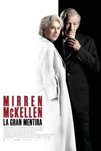 Poster of La gran mentira