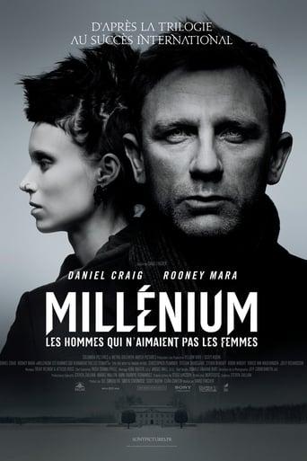 Poster of Millénium : Les hommes qui n'aimaient pas les femmes